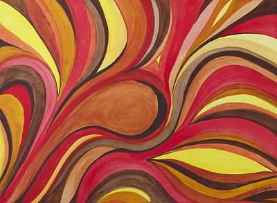 Heat Print by Julie Myers