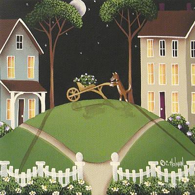 Heather Glen Original by Catherine Holman
