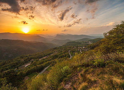 Paradise Road Photograph - Heaven On Earth by Davorin Mance