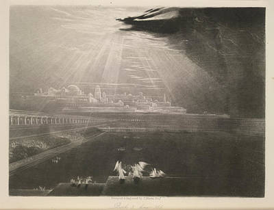 Bible Photograph - Heaven - Rivers Of Bliss by British Library