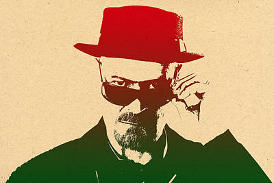 Heisenberg Print by Chris Smith