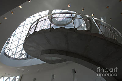Photograph - Helical Staircase by Liane Wright
