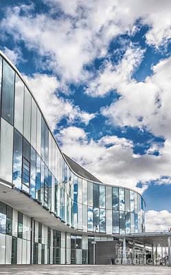 Helsingborg Photograph - Helsingborg Arena 07 by Antony McAulay