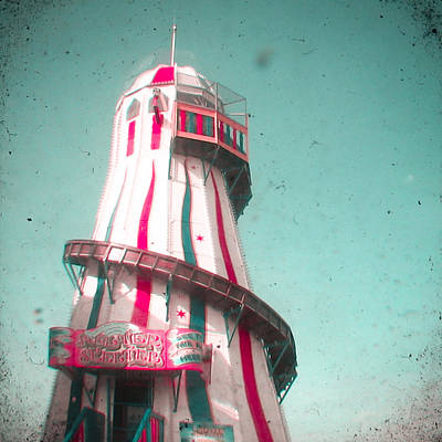 Cassia Photograph - Helter Skelter by Cassia Beck