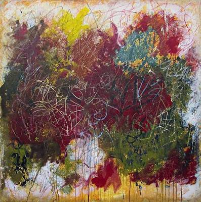 Painting - Helushka by Khalid Alzayani