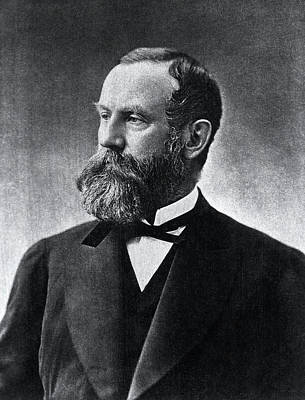 Harvard Photograph - Henry Bigelow by National Library Of Medicine