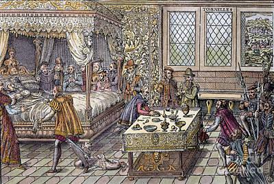 Henry II Of France, 1559 Print by Granger