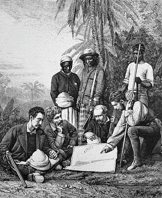 Congo Photograph - Henry Stanley by Bildagentur-online/tschanz