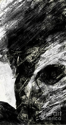 Digital Art - Her Name Is Misery by Ruth Clotworthy