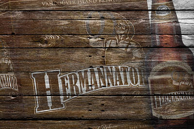 Handcrafted Photograph - Hermannator by Joe Hamilton