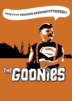 Boobies Digital Art - Hey You Guys by Jean Haynes