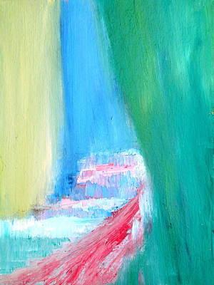Cavern Painting - Hidden by Fabrizio Cassetta