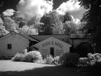 Hidden Mill Original by Paulette Mortimer