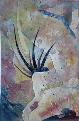 Pheasant Mixed Media - Hidden Pheasant by Ida MacKenzie
