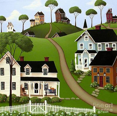 Higginsville  Original by Catherine Holman