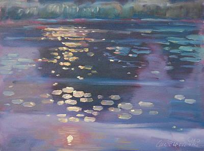 High Light Original by Len Stomski