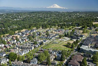 Photograph - High Point Mixed Housing Development by Andrew Buchanan/SLP