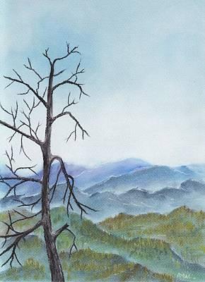 Highland Print by Anastasiya Malakhova