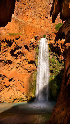 Still Life Photograph - Hiking Mooney Falls by Michael J Bauer