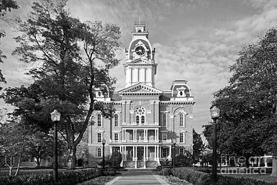 Conservative Photograph - Hillsdale College Central Hall by University Icons