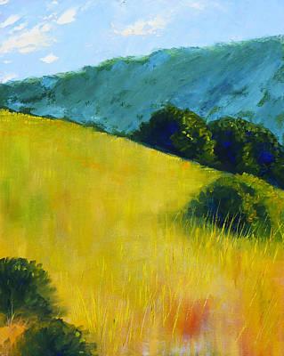 Hillside Prairie Original by Nancy Merkle