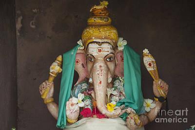Hindu God Ganesh Print by Patricia Hofmeester