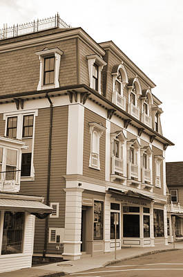 Historic Architecture Print by Kirt Tisdale