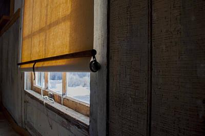 Bannack State Park Photograph - Historic Shades  by Fran Riley
