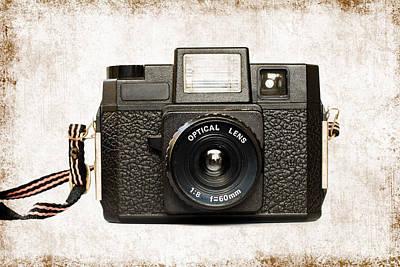 Holga Camera Photograph - Holga by Delphimages Photo Creations