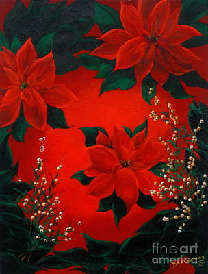 Dlgerring Painting - Holiday Pedals by D L Gerring