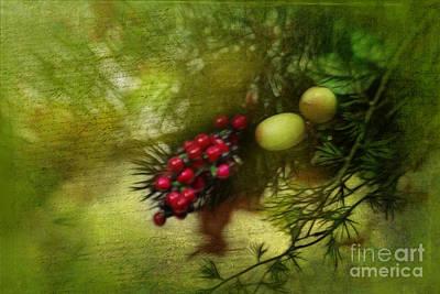 Holiday Season Print by Judi Bagwell