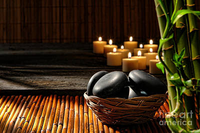 Relaxation Photograph - Holistic Massage by Olivier Le Queinec