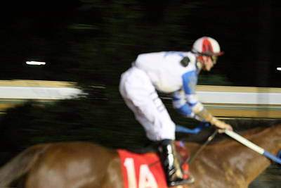 Game Photograph - Hollywood Casino At Charles Town Races - 121260 by DC Photographer