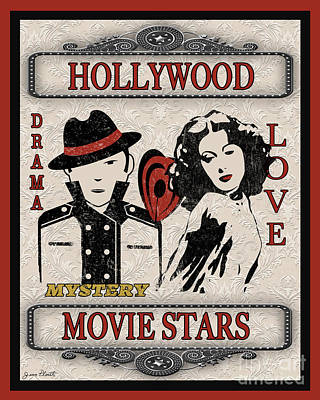 Hollywood-jp2211 Original by Jean Plout