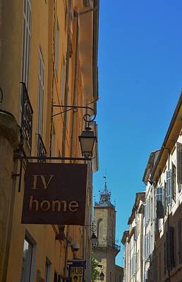 Europe Provence Aix-en-provence Photograph - Home by Dany Lison