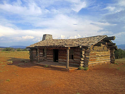 New Mexico Photograph - Home by Mike Podhorzer