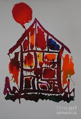 Home Sweet Home Original by Chani Demuijlder