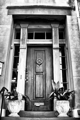 Home Sweet Savannah Print by John Rizzuto