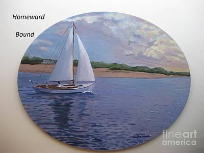 Homeward Bound 2 Original by Stella Sherman