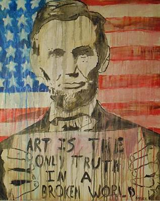 Honest Abe Original by Chad Barker