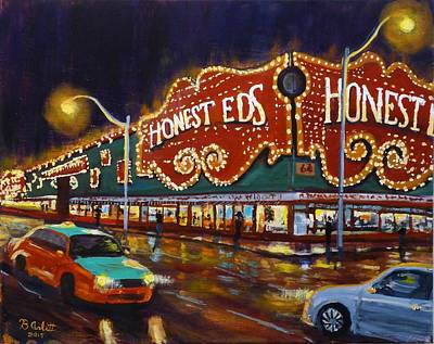 Honest Eds  Original by Brent Arlitt
