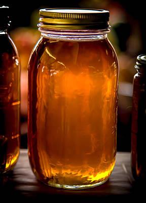 Honey Jar Print by Karen Wiles
