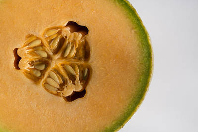 Cut In Half Photograph - Honeydew 1 by Scott Campbell