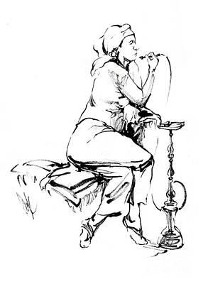 Hookah Original by Konstantin Boreo