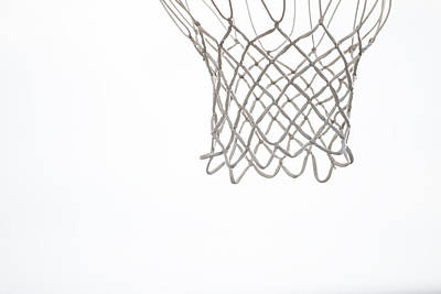 Hoop Photograph - Hoops by Karol Livote