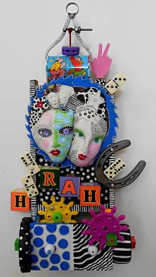 Hoorah For Everything Print by Keri Joy Colestock