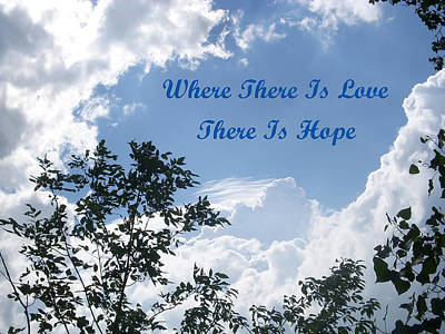 Skyscapes Photograph - Hope by Aimee L Maher Photography and Art Visit ALMGallerydotcom