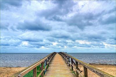 Malmo Photograph - Distant Horizon by EXparte SE