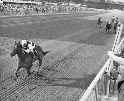 Secretariat Print by Retro Images Archive
