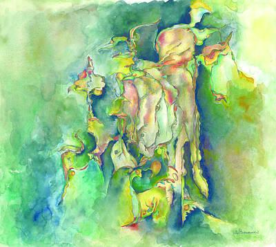 Horses Print by Bodhi